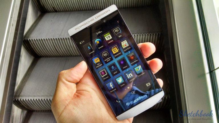 Goodbye BlackBerry: ทำไมผมถึงเลิกใช้ BB